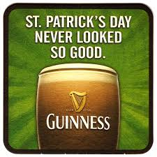 Saint Patrick's Day Guinness